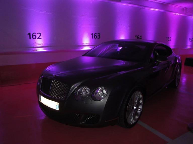 Parking Claridge Paris 8 - Luxe Lavage Gardiennage
